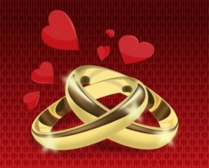 wedding_rings_vector_59422
