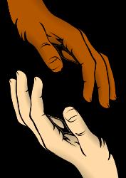 Touching_Hands_clip_art_medium