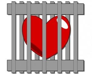 לב בכלא